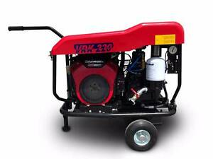 Compressor Rotair Portable Screw 22HP 76CFM - ROTAIR VRK 220 Kewdale Belmont Area Preview