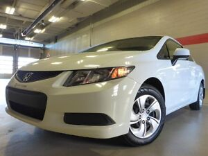 2013 Honda Civic Coupe LX L'incontournable!