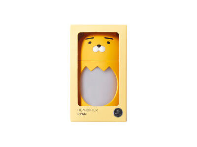 KAKAO FRIENDS Ryan Humidifier Ultrasonic Mist Lamp Night Mood Moist