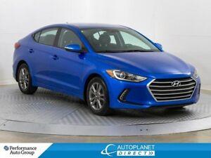 2017 Hyundai Elantra GL, Back Up Cam, Heated Steering Wheel!