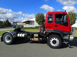 Isuzu Single Drive Prime Mover Welshpool Canning Area Preview