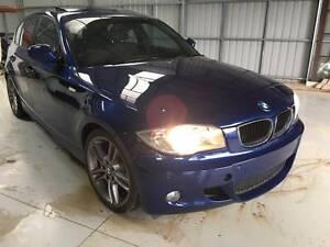 2011 BMW 120d Hatch, Diesel, M Sport Dark Blue on Black leather! Bundall Gold Coast City Preview