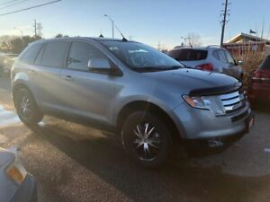 2007 Ford Edge AWD SEL, Back-Up Sensors, Warranty, Certified