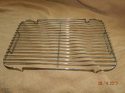 Farberware Open Hearth Electric Broiler Rotisserie Grill Rack 445N Cook PART