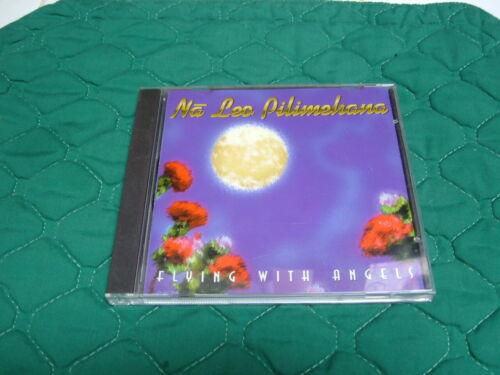 """HAWAII """"NA LEO PILIMEHANA - FLYING WITH ANGELS""""  HAWAIIAN/ENGLISH MUSIC CD #2"""