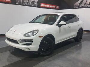 2013 Porsche Cayenne Diesel-AWD-DVD-TOIT PANORAMIQUE-NAVIGATION