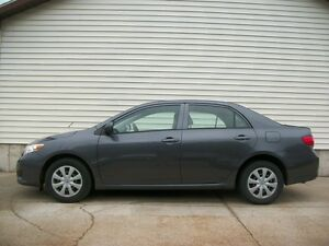 2009 Toyota Corolla AUTOMATIC GREAT ON GAS