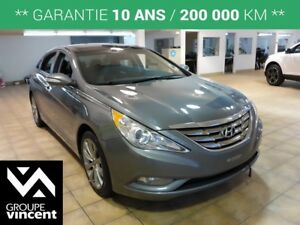 2013 Hyundai Sonata LIMITED**TURBO,CUIR**