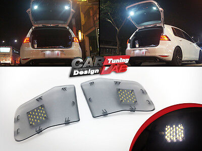 LED Rear Trunk Luggage Boot Super Bright light Lamp For 14-up Volkswagen Golf 7