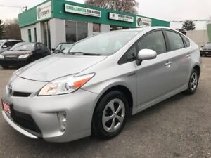 2015 Toyota Prius Low Low Km l New Tires