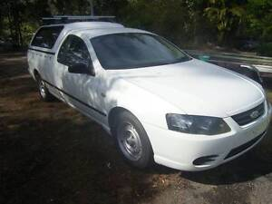 2008 Ford Falcon Ute Beerwah Caloundra Area Preview