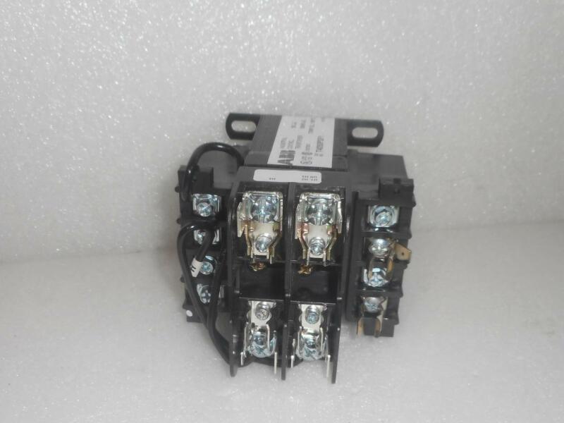 New ABB T4050PSF1 Industrial Control Transformer 50VA 50/60Hz B050-2716-8