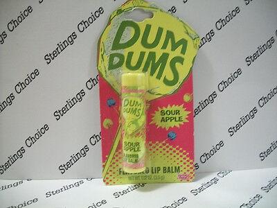 Dum Dum Sour Apple Flavored Lip Balm