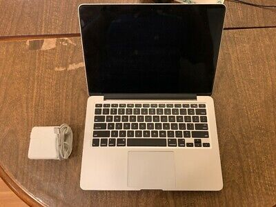 Apple MacBook Pro 13.3 inch Laptop - ME867LL/A (2013)Core i7 2.8GHz 8GB 500GB