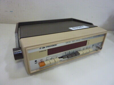 Bk Precision Frequency Counter 1805 Used 63347