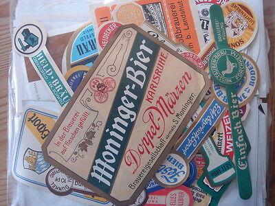 1000 verschiedene Bieretiketten  DEUTSCHLAND - viele alte dabei #3