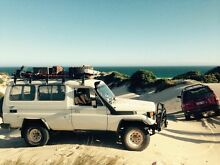 Toyota Landcruiser troop carrier Newcastle East Newcastle Area Preview