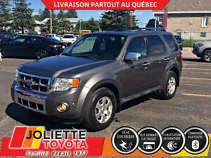 2011 Ford Escape LIMITED / CUIR/ TOIT /