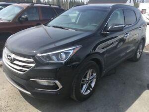 2018 Hyundai Santa Fe Sport SE AWD