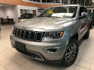 2017 Jeep Grand Cherokee Limited 4x4 {Cuir, Toit Ouvrant, Caméra