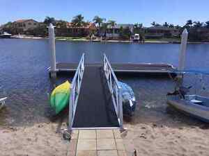Pontoon and Jetty Construction and Repairs. Southport Gold Coast City Preview