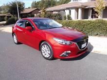2015 Mazda Mazda3 Touring Hatchback Auto Higgins Belconnen Area Preview