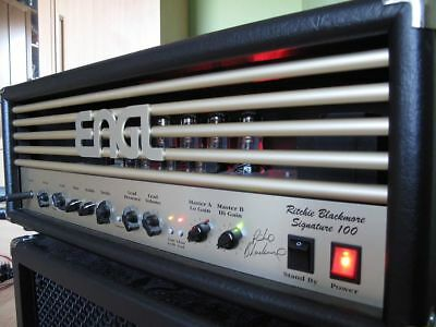 Engl Guitar Amplifiers - ENGL E650 Ritchie Blackmore Signature 100W Guitar Amplifier Head