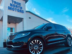 2016 Lincoln MKX Reserve AWD  No Accidents See full options list