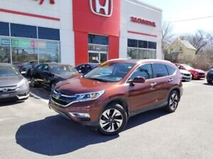 2015 Honda CR-V Touring TOP OF THE LINE!
