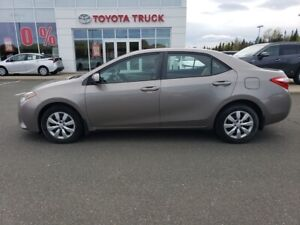 2014 Toyota Corolla LE Great Used Vehicle