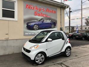 2013 Smart fortwo PURE - AUTO - A\C - BLUETOOTH!
