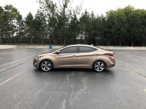 2016 Hyundai ELANTRA SPORT FWD