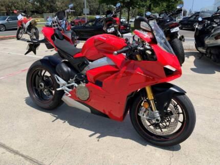 2019 Ducati Panigale V4 S - Ex Demo Mornington Mornington Peninsula Preview