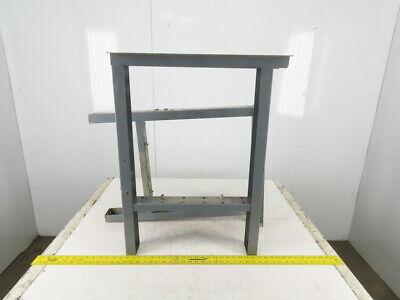 Stackbin 22-34 Wide X30-14 Tall Bench Frame Legs Set Of 2