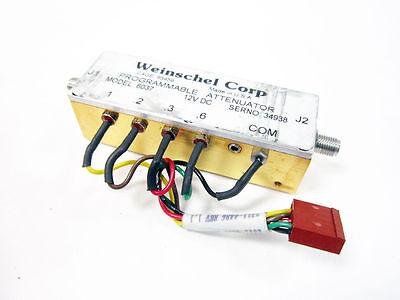 Aeroflex Weinschel 6037 Programmable Attenuator
