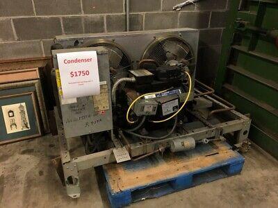Trenton Walk In Cooler Freezer Condensing Unit Model T050m2-it3a-0258 3ph
