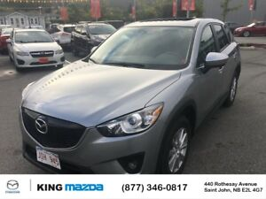 2015 Mazda CX-5 GS ONE OWNER..NEW TIRES..POWER ROOF..HEATED SEAT