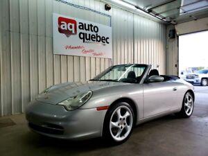 2002 Porsche 911 CARRERA Décapotable / Jamais accidenté / Bas Ki