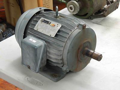 38 Reliance Ac Motor P18f312 5-hp 184t 208-230460v 1715-rpm Tefc 3-ph