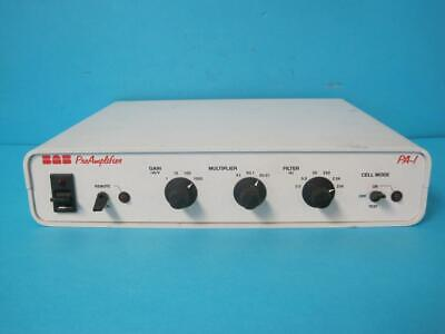 Bas Preamplifier Pre Amp Model Pa-1 Current Preamplifier For Micro Electrode