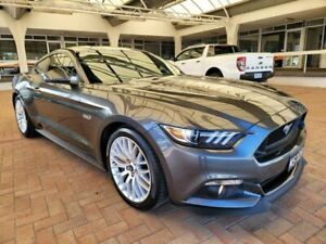 2016 Ford Mustang FM GT Fastback Grey 6 Speed Manual Fastback