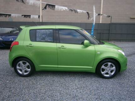 2010 SUZUKI SWIFT RARE BEAT EDITION AUTOMATIC ONLY $10,999 Hampstead Gardens Port Adelaide Area Preview