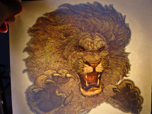 MIGHTY LION 1970
