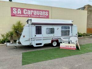 2000 REGENT CRUISER 17' POP TOP Klemzig Port Adelaide Area Preview