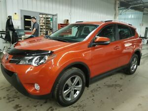 2015 Toyota RAV4 XLE 4WD TOIT OUVRANT EXTRA CLEAN