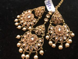 Indian ladies Jewellery necklace earring necklace wholesale
