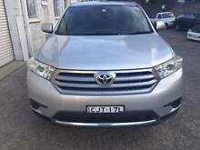 CHEAP 2012 KLUGER AWD WITH REGO Thornleigh Hornsby Area Preview