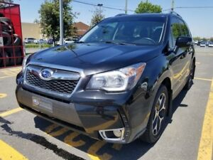 2014 Subaru Forester XT Touring - AWD -TOIT - CUIR - HITCH - DÉM