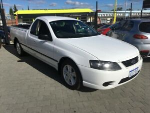 2006 Ford Falcon XL Automatic Ute FREE 1 YEAR WARRANTY Wangara Wanneroo Area Preview