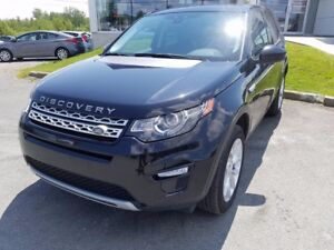 2016 Land Rover DISCOVERY SPORT HSE*4x4*GPS*CUIR*TOIT PANO*BLUET